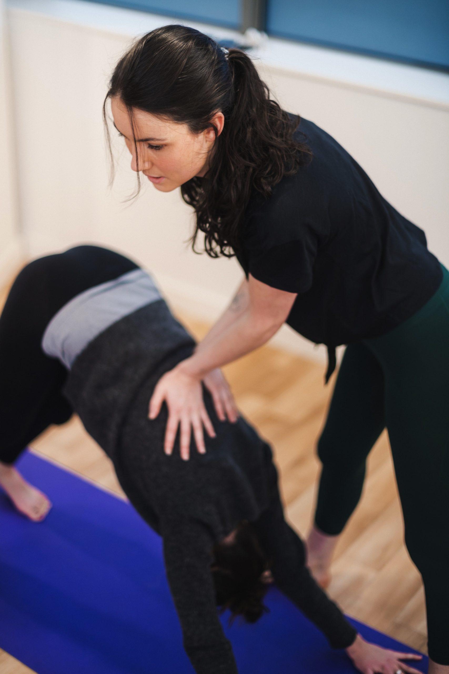 cours collectif et particulier à paris yoga