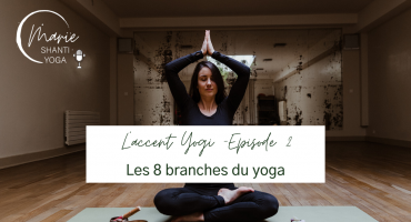 Podcast épisode 2 les 8 branches du yoga