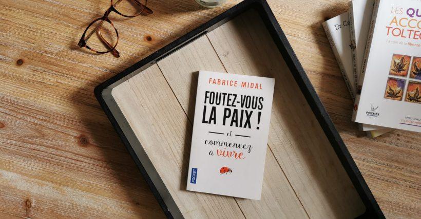 Livre Fabrice Midal