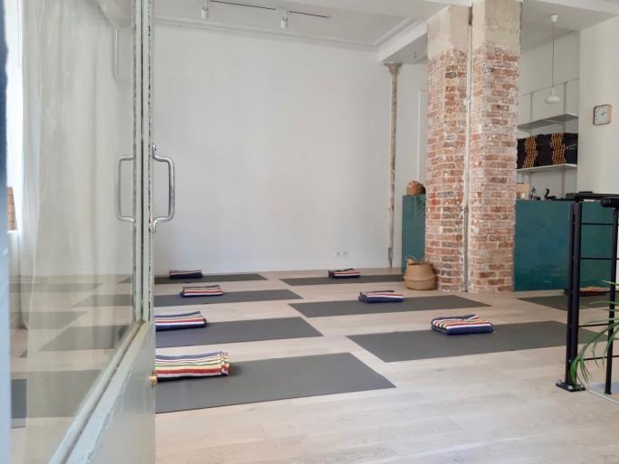 cours de yoga paris esprit anatha yoga