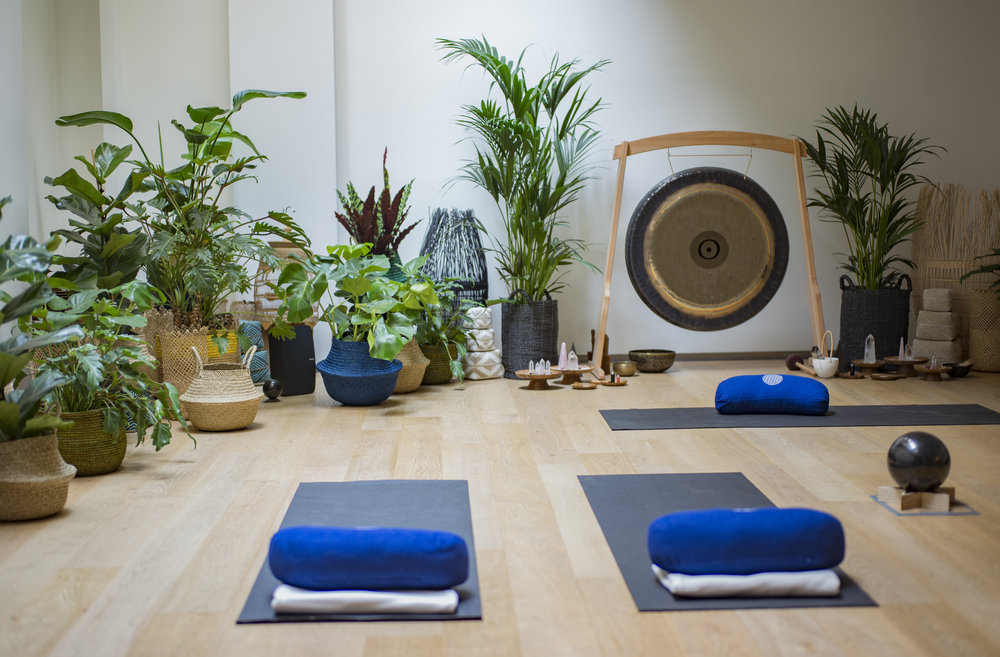 yoga cours paris - le centre element