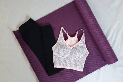Accessoires pour pratiquer le yoga