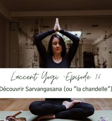 Podcast yoga Sarvangasana