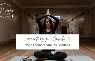 Bandhas cours de yoga